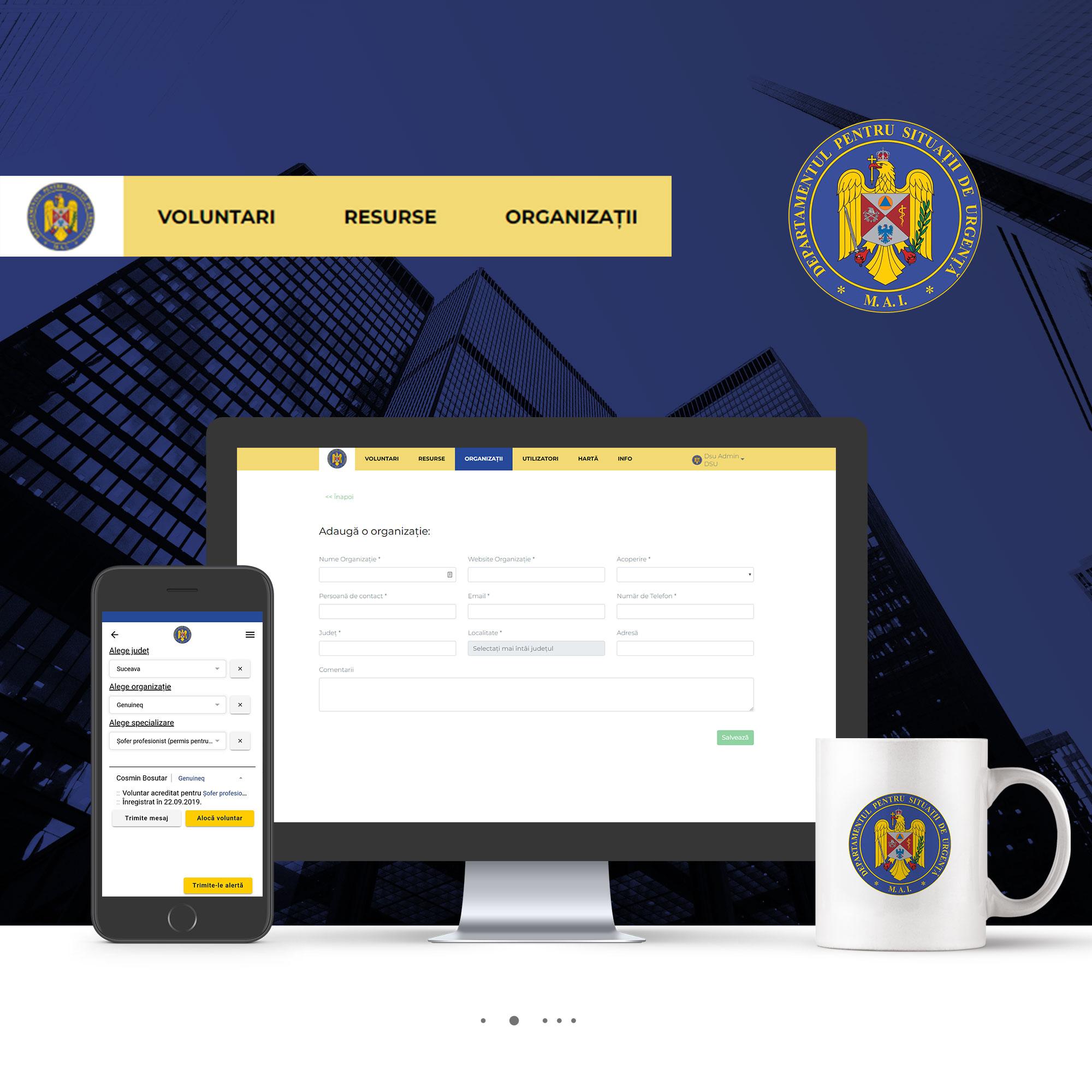 Resource & Volunteer Management